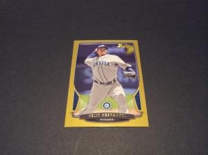 Gold Card- Felix Hernandez #93