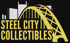 Steel City Collectibles Logo