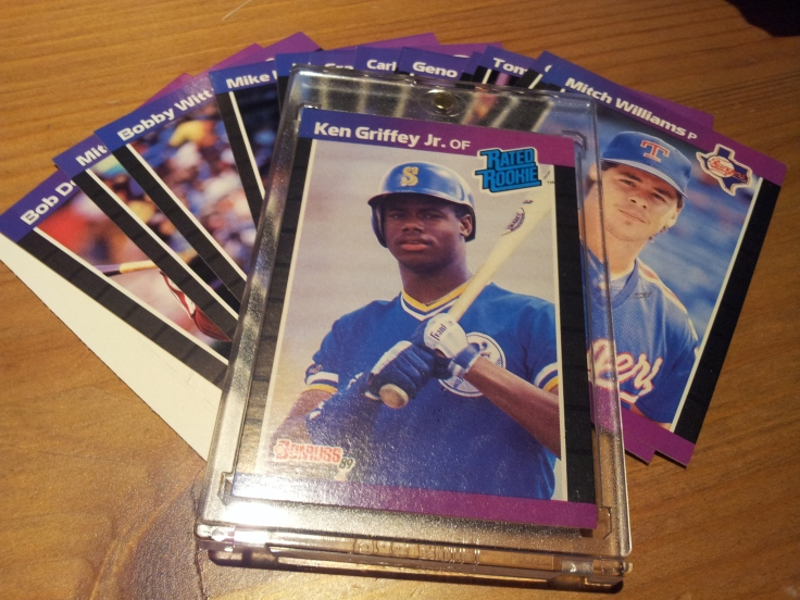 Griffey Rated Rookie
