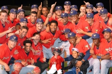 State College Spikes NYPL Championship