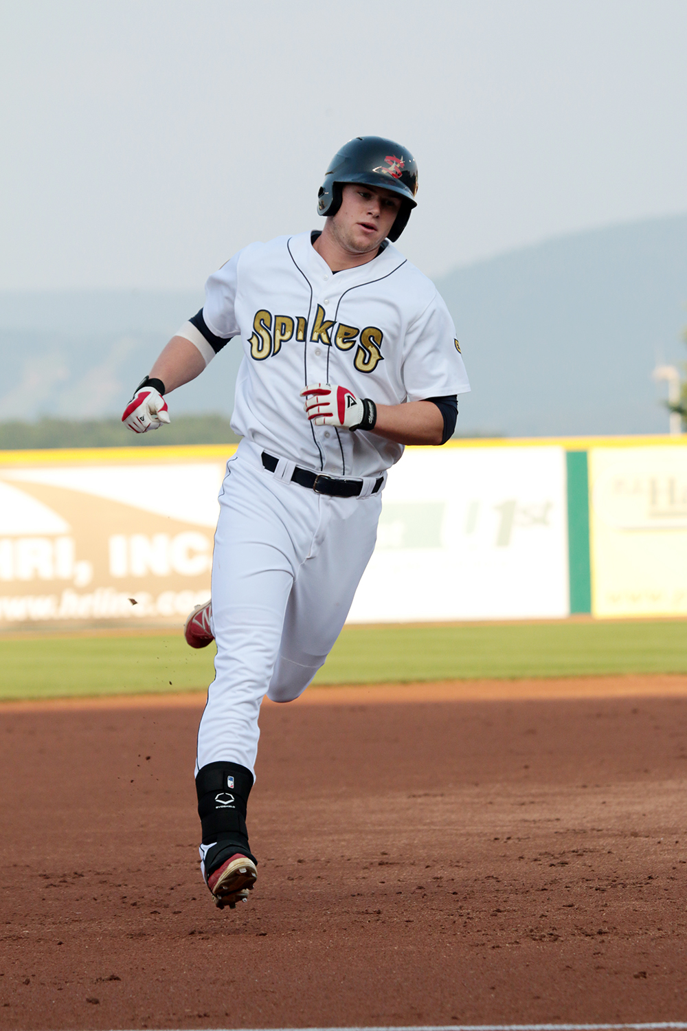 Rowan Wick State College Spikes