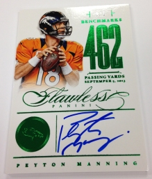 Panini America 2014 Flawless Football In Progress (49)